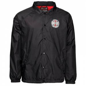Independent Truck Co Coach Jacket Black - L