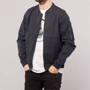 Volcom AGAINST JACKET NVY - XS