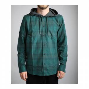 OAKLEY ICON HOODED SHIRT PLANET - L