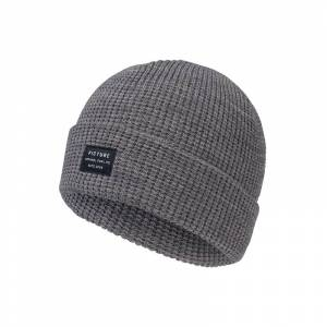 PICTURE YORK BEANIE Grey Melange - One Size