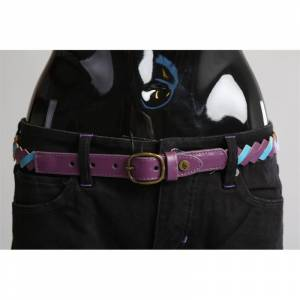 Volcom TONGUE TIED BRAIDED BELT