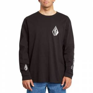VOLCOM TOGETHER THERE IS MORE RLX LS BLACK - XL