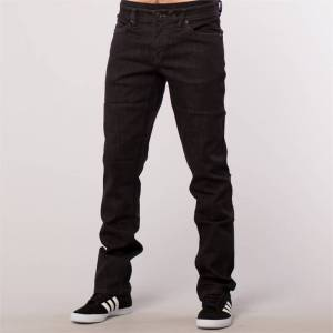 VOLCOM VORTA DENIM BLACK RINSE - 28/30