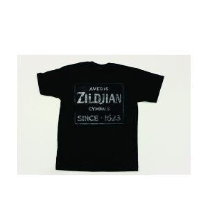 Zildjian T4673 Vintage Sign T-Shirt - Large TILBUD NU