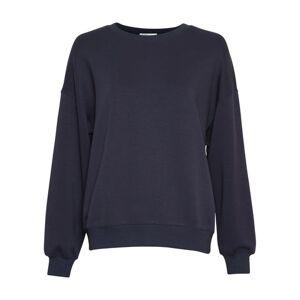 Moss Copenhagen Ima Sweatshirt - Outer Space