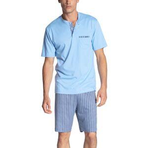 Calida Relax Short Pyjama - Lightblue