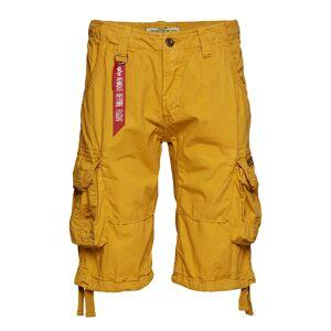 Alpha Industries Jet Short Shorts Casual Gul Alpha Industries