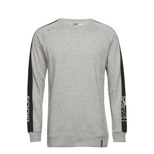 Bula Back Crew Sweat-shirt Genser Gr Bula