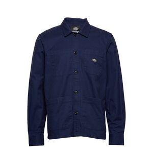 Dickies Caprock Shirt Skjorte Bl Dickies