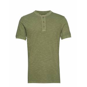 GAP Ss Slub Hnly T-shirts Short-sleeved Grnn GAP