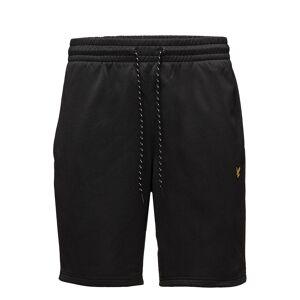 Scott Randall Fleece Short Shorts Svart LYLE & SCOTT SPORT
