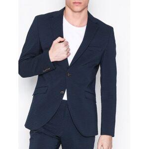 Selected Homme Shdone-Taxolav Blazer Blazere & dresser Mørk blå