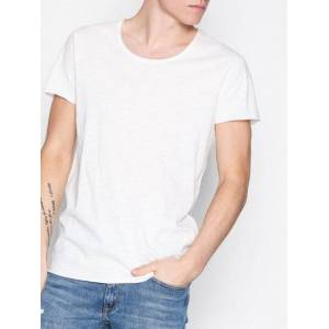Jack & Jones Jjebas Tee Ss U-Neck Noos T-skjorter og singleter Hvit