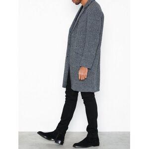 Selected Homme Slhsmart Wool Coat B Jakker Lys grå