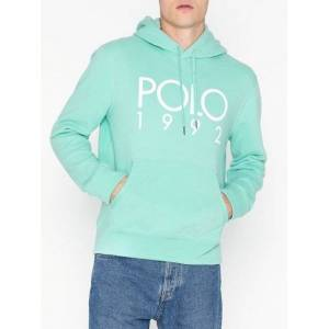 Polo Ralph Lauren Long Sleeve Sweater Gensere Green