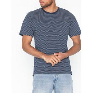 Only & Sons onsPHIL Drop Shoulder Tee Eq 2557 T-skjorter og singleter Mørk blå
