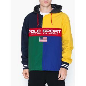 Polo Ralph Lauren Rugby Unlined Jacket Jakker Multicolor