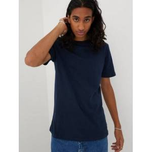 Jack & Jones Jjeorganic Basic Tee Ss O-Neck Noos T-skjorter og singleter Mørk blå