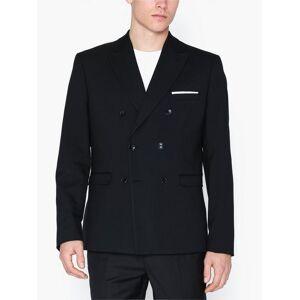 Selected Homme Slhslim-Cale Black Struc Blz B Blazere & dresser Svart