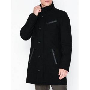 ROCKANDBLUE Fenix Warm Wool Jakker Black