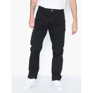 Carhartt WIP Ruck Single Knee Pant Bukser Black