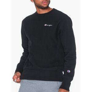 Champion Crewneck Sweatshirt Gensere Black