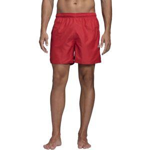 adidas Solid CLX SH SL Shorts Herre rød DE 6   US 34