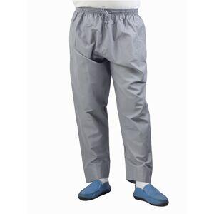 Newchic Men Elastic Waist Casual Robe Pants