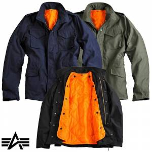 Alpha Industries Alpha bransjer jakke M-65 arv