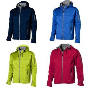 Slazenger Mens Match Softshell jakke Himmelblå XL