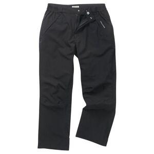 Craghoppers utendørs Pro Mens Steall strekk bukser Svart 30R