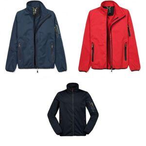 Musto Mens mannskapet Softshell jakke Sant rød XL