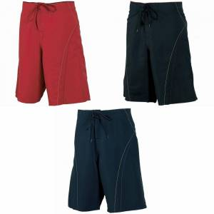 Tombo Teamsport Mens ufôrede styret Shorts Navy/isblå L