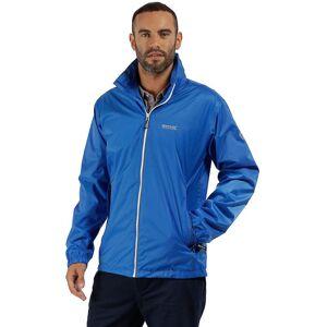 Regatta Mens Lyle IV Waterproof Breathable Packable Jacket Coat Nav...