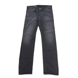 Giorgio Armani Jeans Slim Fit J06 Svart Myk Denim Svart Denim 900 Svart Dongeri 900 W38/l34