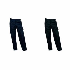 Portwest Mens bekjempe Workwear bukser Marinen 32/R