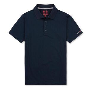 Musto Mens utviklingen Sunblock kort ermet Polo skjorte Sant marinen S