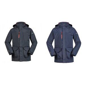 Musto Unisex Corsica BR1 lang jakke Svart/brann oransje M