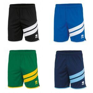 Errea Unisex Jaro Shorts Svart/hvitt S