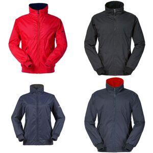 Musto Mens tettsittende Blouson II Showerproof jakke Svart/svart M