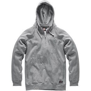 Dickies Mens Elmwood Hoody Hooded Sweatshirt Grey SH11900 Grey Mela...
