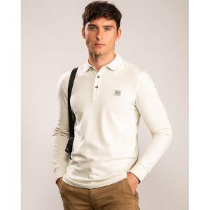 Boss Hugo Boss BOSS Boss Slim-Fit Forbipasserende Langermet Polo Skjorte Beige/khaki 250 Xl