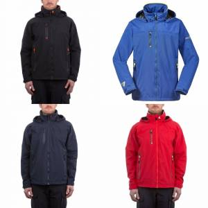Musto Mens Sardinia II BR1 jakke Svart/svart M