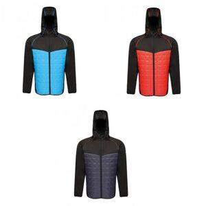 Regatta X-Pro Mens modulære Hybrid isolert jakke Methyl blå/sort L