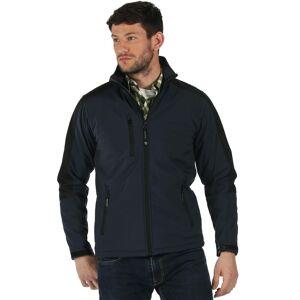 Regatta Mens Hydroforce softshell-jakke Seal grå/svart M