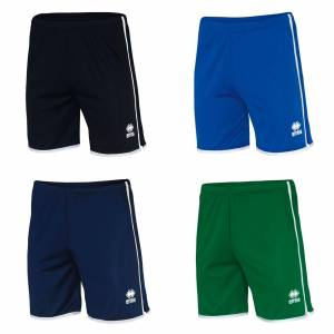 Errea Mens Bonn Sport Shorts Rød/hvit S
