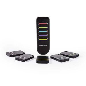 Nedis Nøkkel Finder med 5 fargekodede mottakere