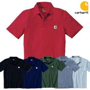 Carhartt polo skjorte arbeidet Pocket entreprenør er K570