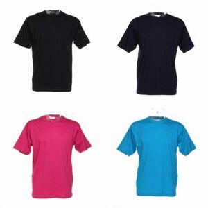 Kustom Kit Kustom orientert Kit Hunky overlegen Mens kort erme t-skjorte Hvit XL