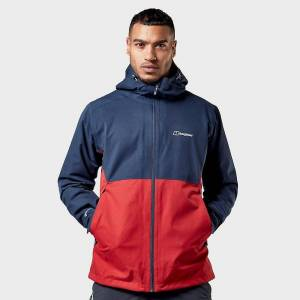 Berghaus New Berghaus Men's Fellmaster Waterproof Gore-Tex Jacket Red L